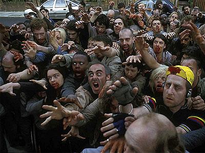 The Zombie Apocalyse