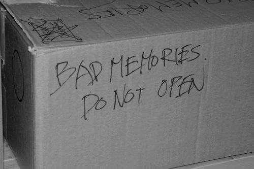 You open the box. What happens next?