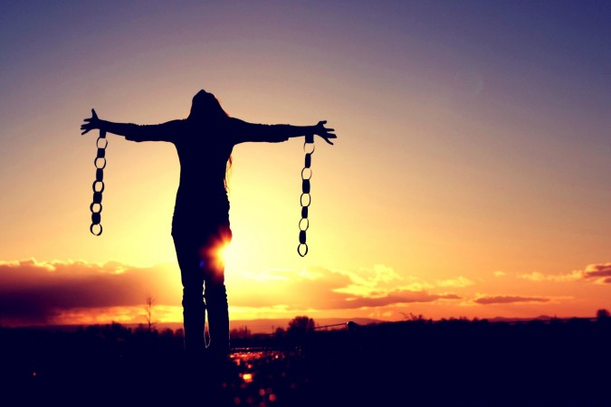 How do you define freedom?