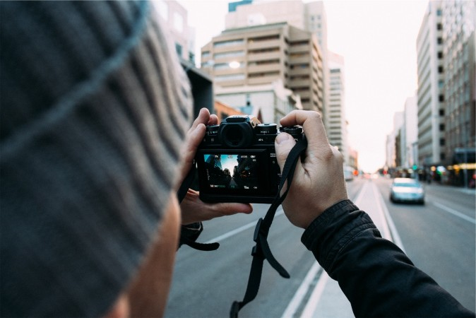 What is the downside of always capturing life?