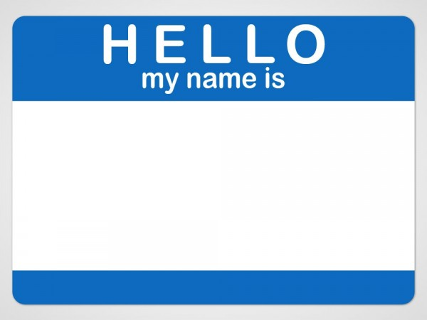 Write About - What does your name mean? Free write about names ...
