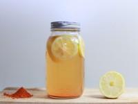 perfect glass of lemonade