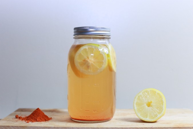 Write the instructions for making the perfect glass of lemonade.