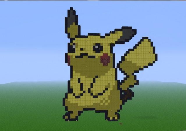 Write About - Pixel Art