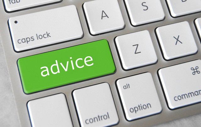What is the best advice you've ever heard? Who told you this advice, and why did they tell you?