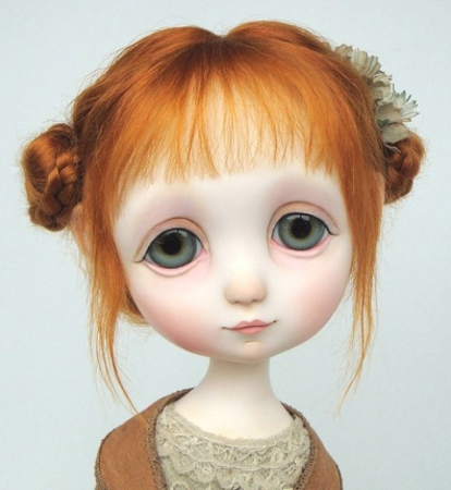 Create a creepy back story for this doll.