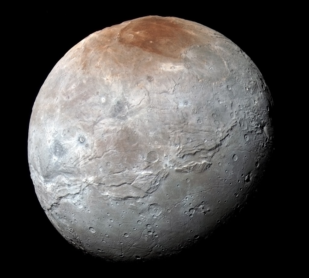 Moon of Pluto