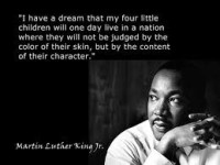 MLK I Have A Dream Quote