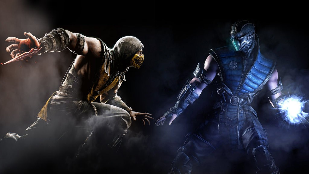 Write About Who Is Your Favorite Character From Mortal Kombat X