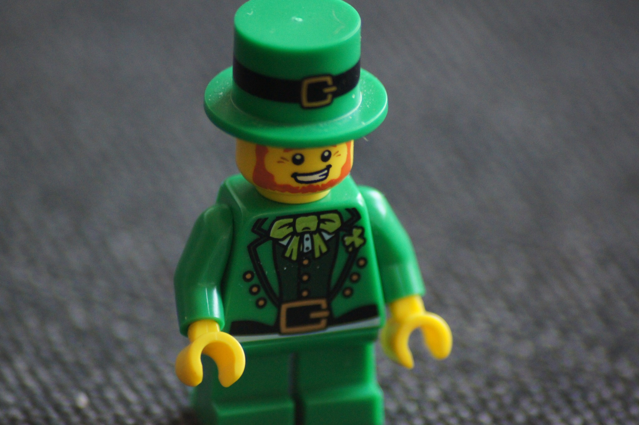 Write a story about catching a leprechaun.
