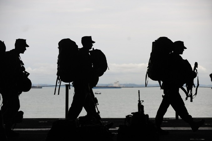 I appreciate the military because…