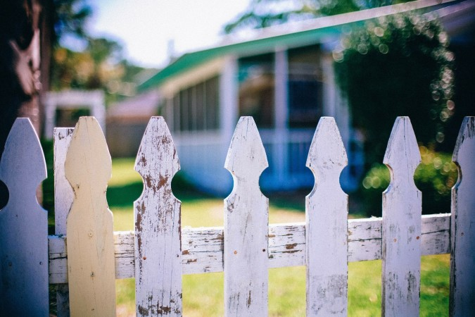 Is it important to know who your neighbors are? Why or why not?