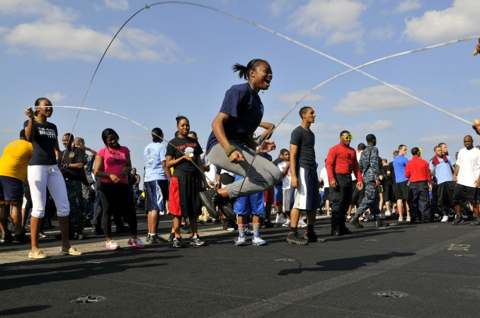 Should jumping rope be considered a sport? Why or why not?