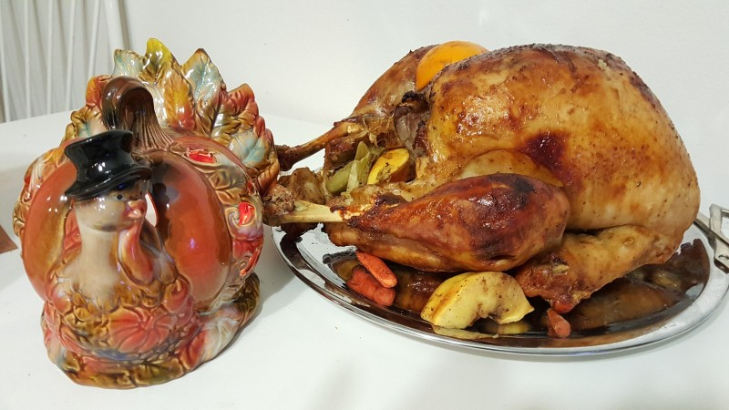 What Thanksgiving traditions does your family have?