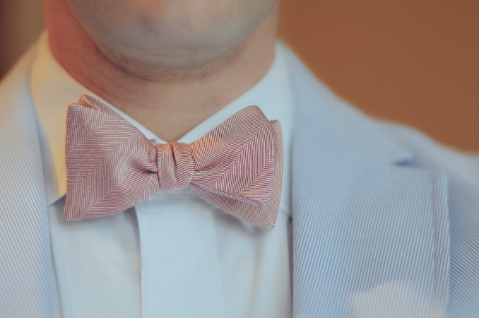Agree or disagree: bowties are cool. Explain your reasoning.