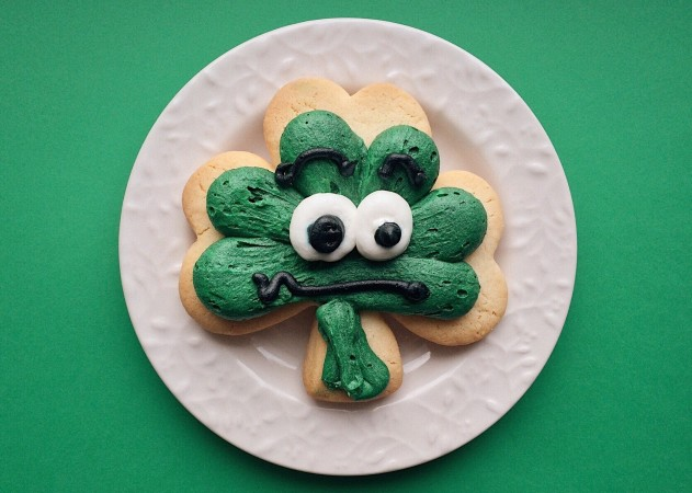 What's your favorite part about St. Patrick's Day?
