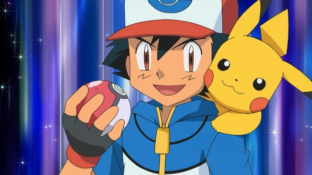Pretend you are on an adventure with Ash Ketchum. Where do you go? What do you do and see?