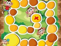 boardgame-template-with-monkey-in-the-woods-illustration_1308-1000