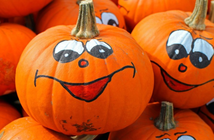 Which is better: carving or painting pumpkins? Why?