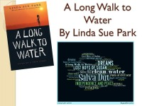 A Long Walk to Water Wordle