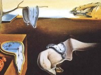 The Persistence of Memory (Salvador Dali)