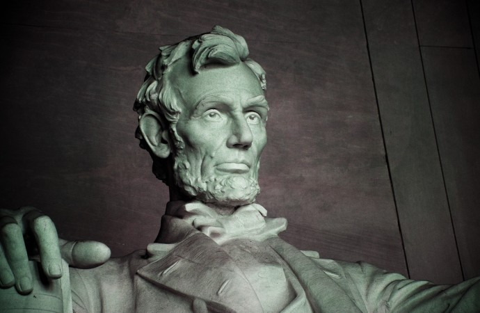 Write a self portrait poem inspired by Abraham Lincoln's poem about…himself!