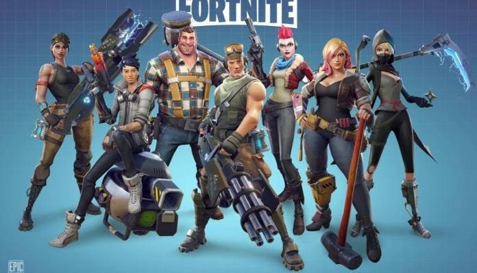 Explain Fortnite to someone who has never played it before.