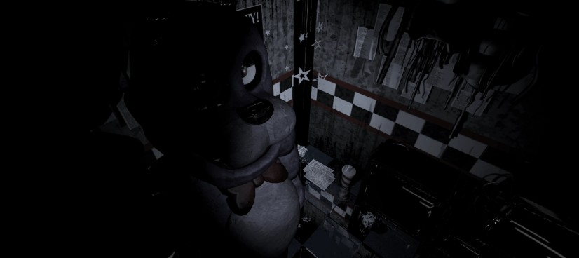 Write About - Five Nights at Freddy's – Game Review