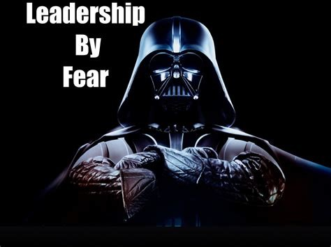 darth leader