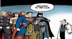Pandemic Superheroes