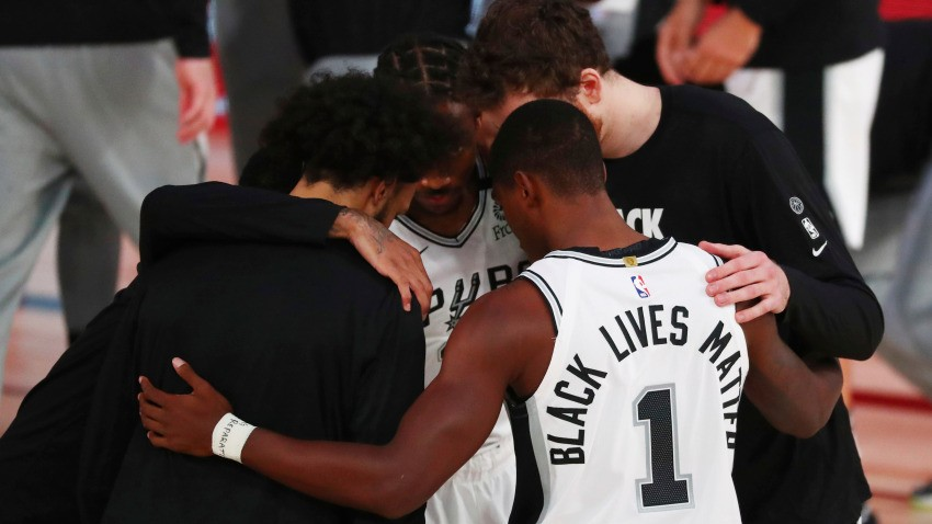 NBA's Social Justice Initiative