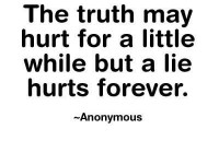 16080499589545536_by_Corey_Cole_the-truth-may-hurt-for-a-little-while-but-a-lie-hurts-forever
